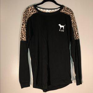 Victoria Secret Pink Cheetah Love Pink Xtra Small